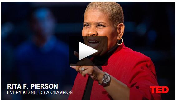 Inspirasie: Elke kind het 'n kampioen nodig